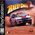 Rally Cross 2 PlayStation Front Cover