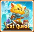 Cat Quest Nintendo Switch Front Cover