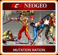 Mutation Nation Nintendo Switch Front Cover 1st version