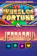 America's Greatest Game Shows: Wheel of Fortune & Jeopardy! Xbox One Front Cover