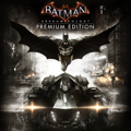 Batman: Arkham Knight (Premium Edition) PlayStation 4 Front Cover