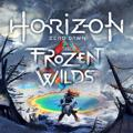Horizon: Zero Dawn - The Frozen Wilds PlayStation 4 Front Cover