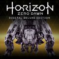 Horizon: Zero Dawn (Digital Deluxe Edition) PlayStation 4 Front Cover