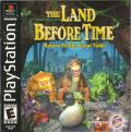 The Land Before Time: Return to the Great Valley PlayStation Front Cover