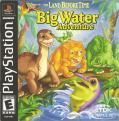 The Land Before Time: Big Water Adventure PlayStation Front Cover