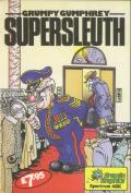 Grumpy Gumphrey Supersleuth ZX Spectrum Front Cover