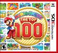Mario Party: The Top 100 Nintendo 3DS Front Cover