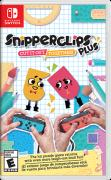 Snipperclips Plus: Cut it out, together! Nintendo Switch Front Cover