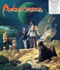 Ambermoon Amiga Front Cover