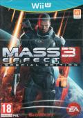 Mass Effect 3: Special Edition Wii U Front Cover