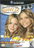 Mary-Kate and Ashley: Sweet 16 - Licensed to Drive GameCube Front Cover