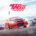Need for Speed: Payback PlayStation 4 Front Cover