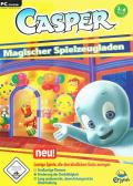 Casper: The Magical Toy Store Windows Front Cover