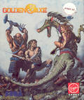 Golden Axe Atari ST Front Cover