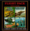 Flight Pack Commodore 64 Front Cover