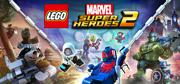 LEGO Marvel Super Heroes 2 Windows Front Cover