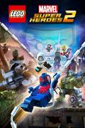 LEGO Marvel Super Heroes 2 Xbox One Front Cover