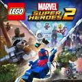 LEGO Marvel Super Heroes 2 PlayStation 4 Front Cover