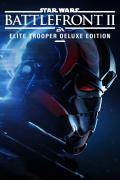 Star Wars: Battlefront II (Elite Trooper Deluxe Edition) Xbox One Front Cover