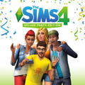 The Sims 4 (Deluxe Party Edition) PlayStation 4 Front Cover