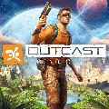 Outcast: Second Contact (Digital Deluxe) PlayStation 4 Front Cover