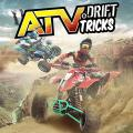 ATV Drift & Tricks PlayStation 4 Front Cover
