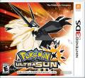 Pokémon Ultra Sun Nintendo 3DS Front Cover