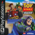 Disney•Pixar Toy Story Racer PlayStation Front Cover