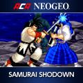 Samurai Shodown PlayStation 4 Front Cover