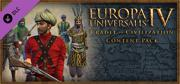 Europa Universalis IV: Cradle of Civilization Content Pack Linux Front Cover