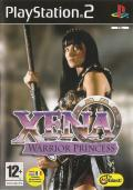 Xena: Warrior Princess PlayStation 2 Front Cover