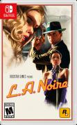 L.A. Noire: The Complete Edition Nintendo Switch Front Cover