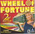 Wheel of Fortune: 2nd Edition Windows Front Cover