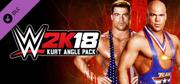 WWE 2K18: Kurt Angle Pack Windows Front Cover