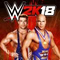 WWE 2K18: Kurt Angle Pack PlayStation 4 Front Cover