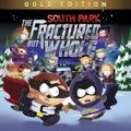 South Park: The Fractured But Whole (Gold Edition) PlayStation 4 Front Cover