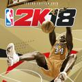 NBA 2K18 (Legend Edition Gold) PlayStation 4 Front Cover