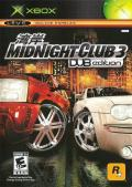 Midnight Club 3: DUB Edition Xbox Front Cover