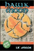 Hawk Moon Atari 8-bit Front Cover