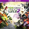 Plants vs. Zombies: GW2 (Frosty Edition) PlayStation 4 Front Cover
