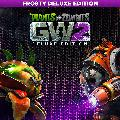 Plants vs. Zombies: Garden Warfare 2 (Frosty Deluxe Edition) PlayStation 4 Front Cover
