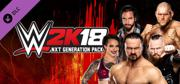 WWE 2K18: NXT Generation Pack Windows Front Cover