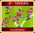 Soccer Brawl Nintendo Switch Front Cover