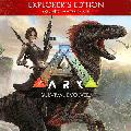 ARK: Survival Evolved - Explorer's Edition PlayStation 4 Front Cover
