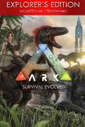 ARK: Survival Evolved - Explorer's Edition Windows Apps Front Cover
