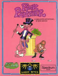 Pink Panther ZX Spectrum Front Cover