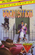 Prohibition ZX Spectrum Front Cover