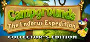 Campgrounds: The Endorus Expedition (Collector's Edition) Windows Front Cover