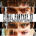 Final Fantasy XV (Digital Premium Edition) PlayStation 4 Front Cover