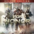 For Honor (Deluxe Edition) PlayStation 4 Front Cover